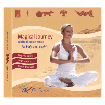 CD Magical Journey